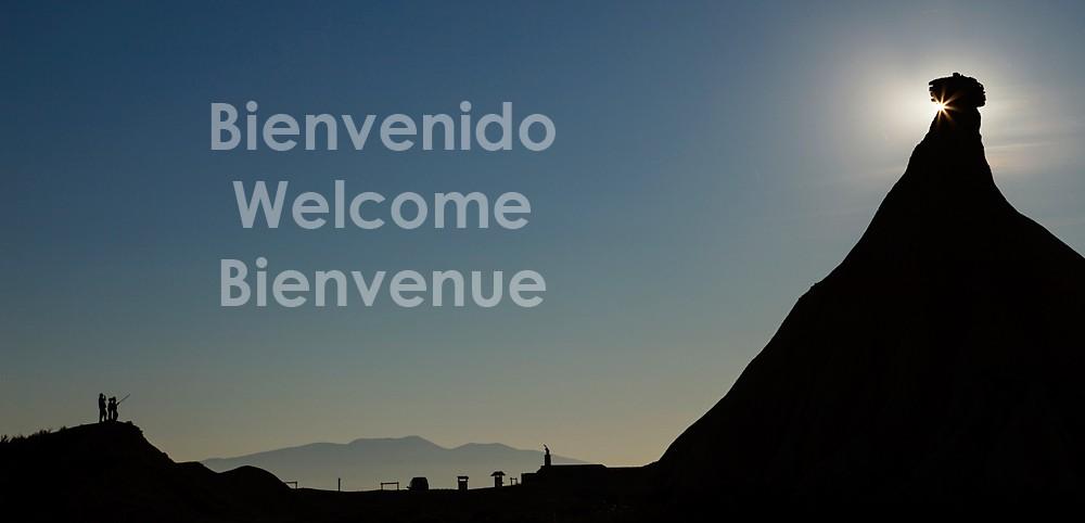 Bienvenido a Bardenas